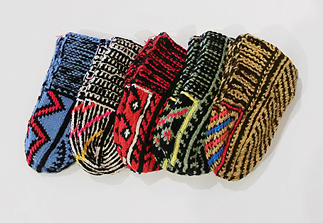 マースレーの手編み靴下_d0193211_1925741.jpg