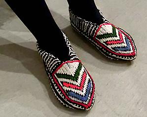 マースレーの手編み靴下_d0193211_1926711.jpg