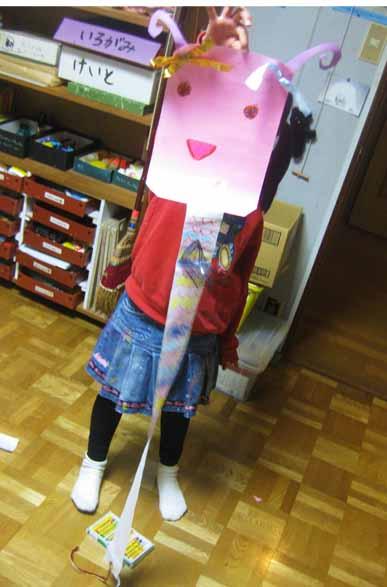 およぐ龍・幼児クラス_f0211514_23155625.jpg