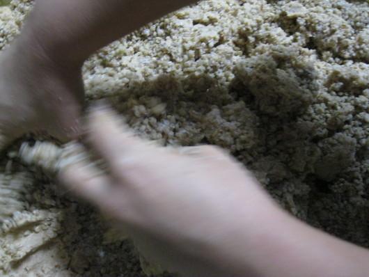 自家製「麦みそ」作り~☆_a0125419_1823842.jpg