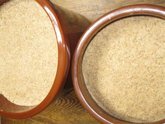 自家製「麦みそ」作り~☆_a0125419_18253350.jpg