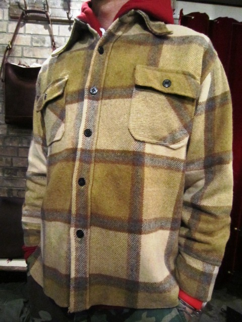 "Used ""WOOL JACKET & MOUNTAIN PARKA\"" ご紹介_f0191324_11352210.jpg"