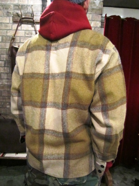"Used ""WOOL JACKET & MOUNTAIN PARKA\"" ご紹介_f0191324_11352979.jpg"