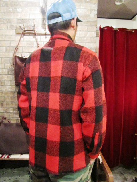 "Used ""WOOL JACKET & MOUNTAIN PARKA\"" ご紹介_f0191324_11361317.jpg"