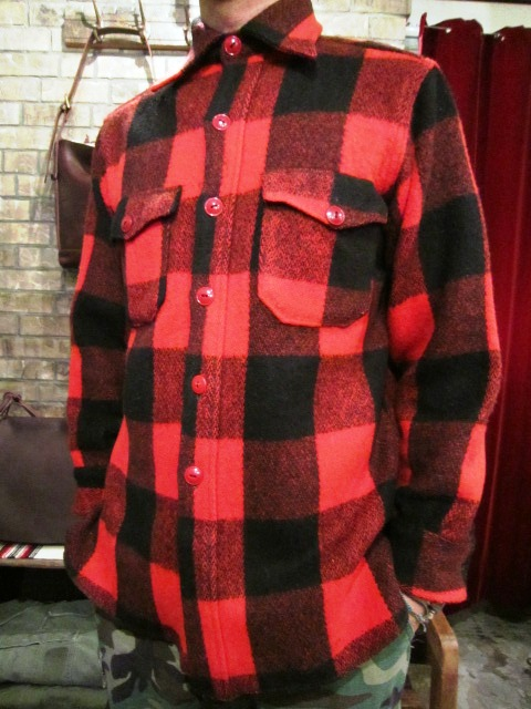 "Used ""WOOL JACKET & MOUNTAIN PARKA\"" ご紹介_f0191324_1136742.jpg"