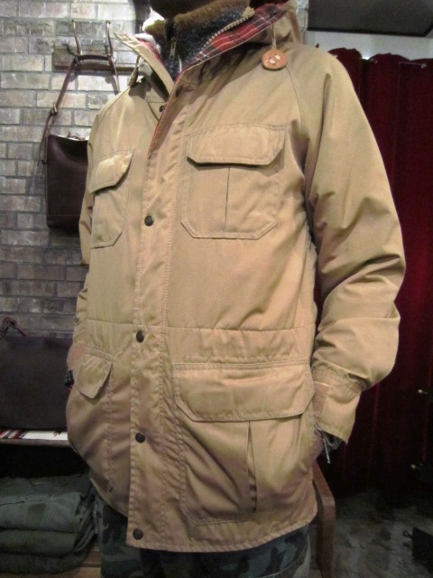 "Used ""WOOL JACKET & MOUNTAIN PARKA\"" ご紹介_f0191324_11372552.jpg"