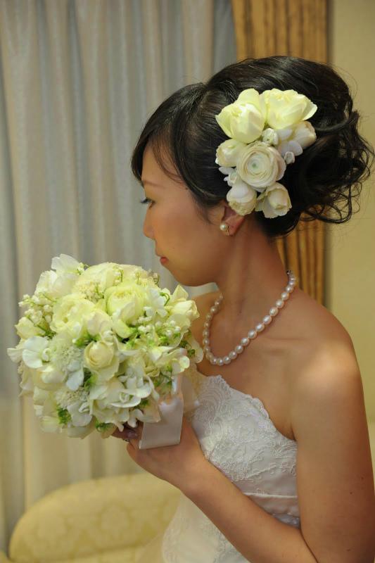 新郎新婦様からのメール 花嫁としてこんなに幸せなことはない 東郷記念館様へ_a0042928_2251295.jpg
