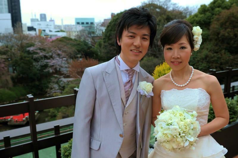 新郎新婦様からのメール 花嫁としてこんなに幸せなことはない 東郷記念館様へ_a0042928_2331079.jpg