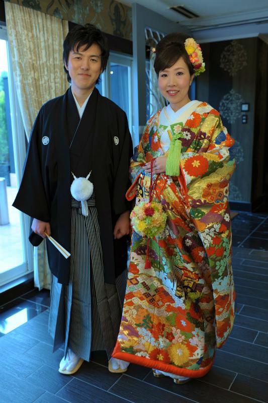 新郎新婦様からのメール 花嫁としてこんなに幸せなことはない 東郷記念館様へ_a0042928_234448.jpg
