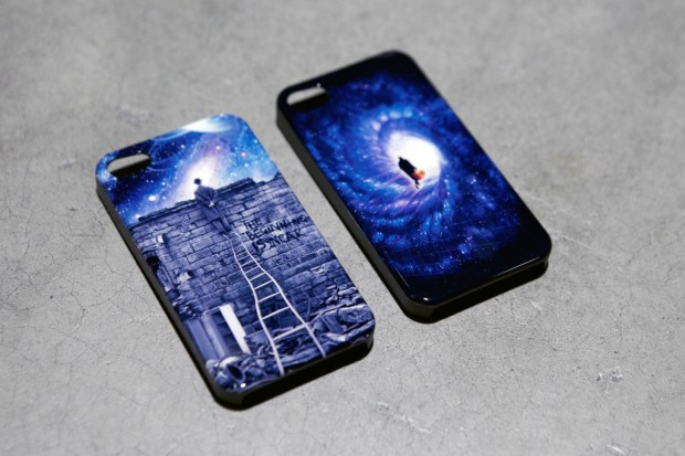 AGENDA: Imaginary Foundation 2012 Fall/Winter iPhone Cases Preview_a0118453_13111547.jpg
