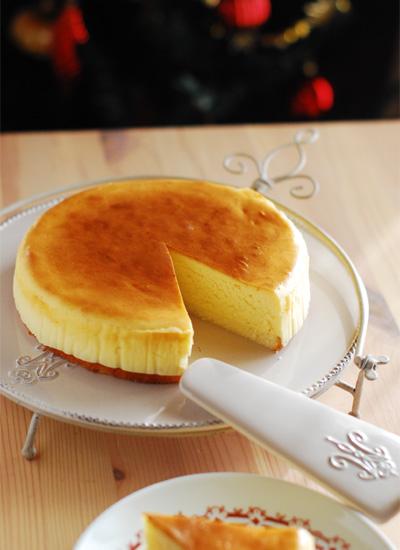 チーズケーキ2種_c0169657_10404057.jpg