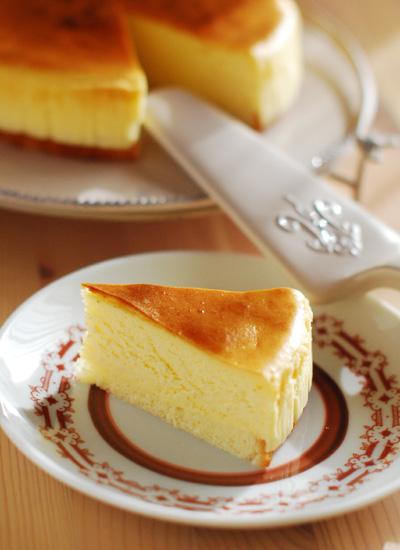 チーズケーキ2種_c0169657_10583097.jpg