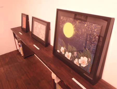 個展「花 栗原永輔日本画展」(Flower-Eisuke Kurihara Japanese painting exhibition.)_e0224057_21155210.jpg