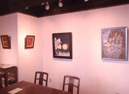 個展「花 栗原永輔日本画展」(Flower-Eisuke Kurihara Japanese painting exhibition.)_e0224057_21161822.jpg