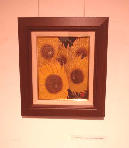 個展「花 栗原永輔日本画展」(Flower-Eisuke Kurihara Japanese painting exhibition.)_e0224057_2191698.jpg