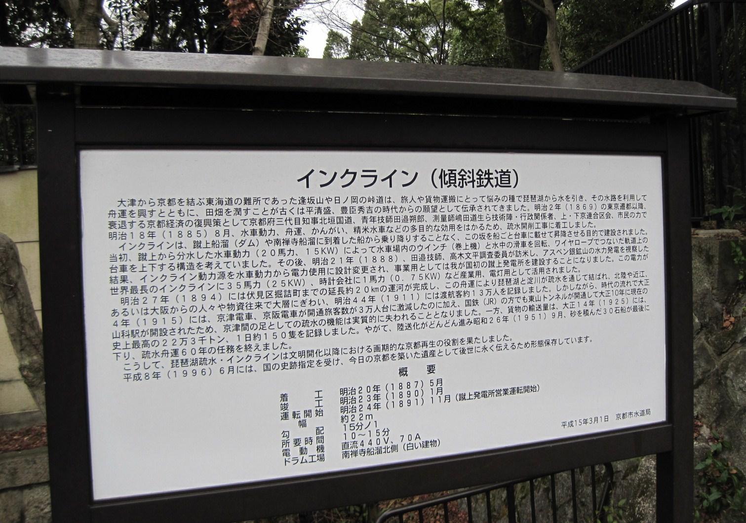 食い倒れのお正月 ④ 祇園~蹴上_f0236260_2192217.jpg