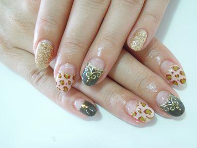 Leopard Nail_a0239065_1584983.jpg