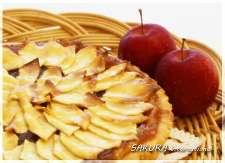 りんごのタルト_a0216871_21303743.jpg
