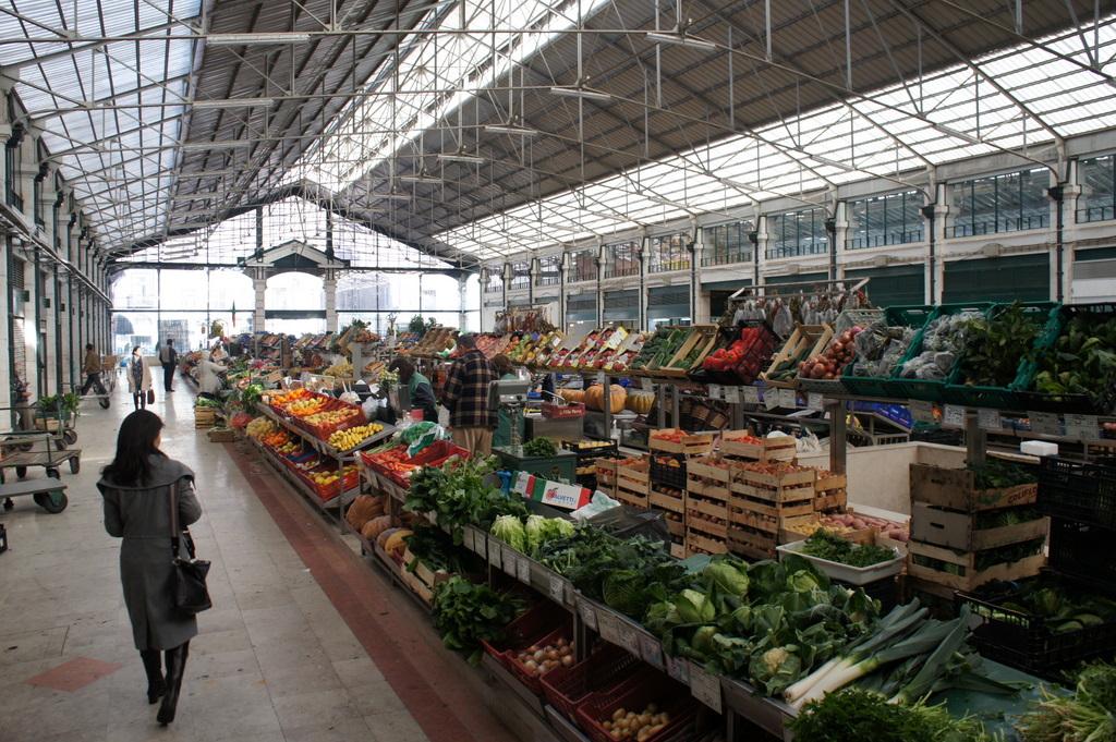 リスボンの魚市場!_c0180686_1828112.jpg