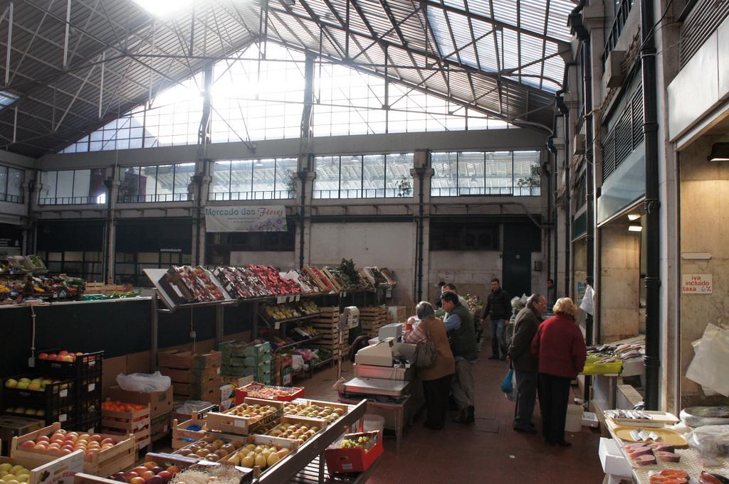リスボンの魚市場!_c0180686_18282095.jpg
