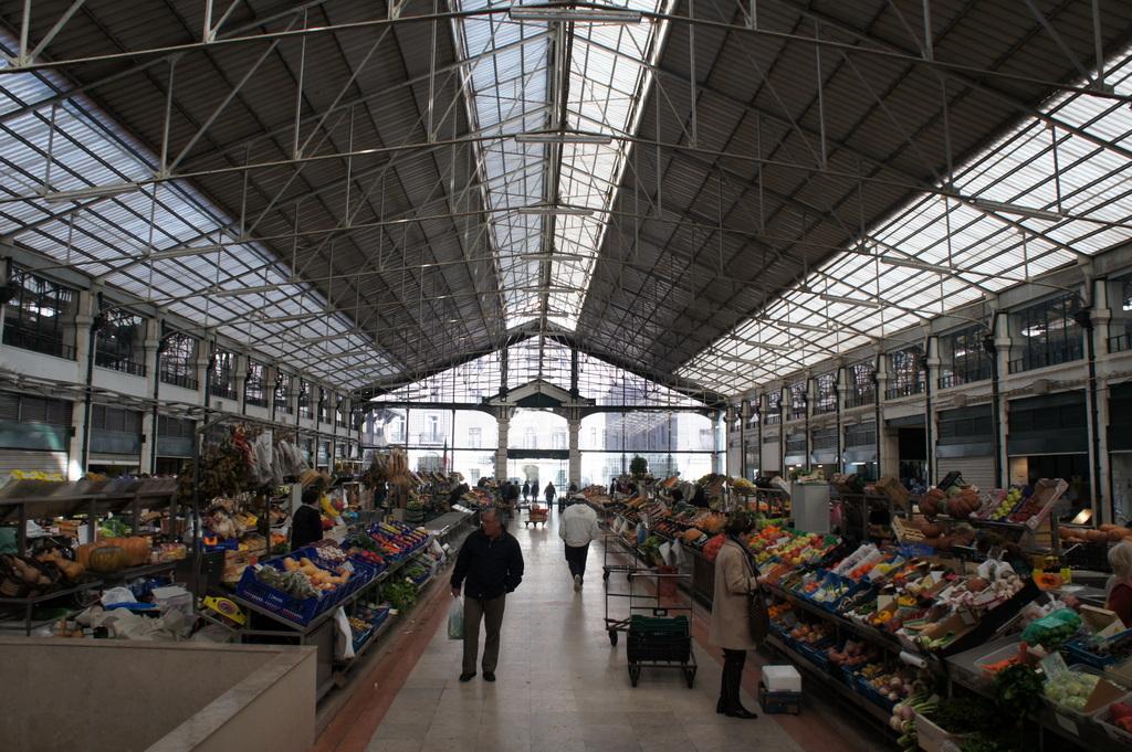 リスボンの魚市場!_c0180686_18315022.jpg
