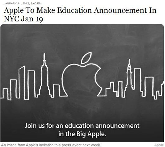 アップル社、ジョブズさん死後初となる発表イベントを来週ニューヨークで開催へ_b0007805_719237.jpg
