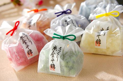 日本でただ一軒!金平糖専門店の金平糖_a0115906_14433995.jpg