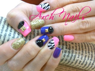 favorite nails★_a0117115_23421397.jpg