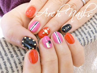 favorite nails★_a0117115_23451296.jpg