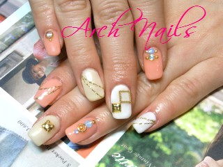 favorite nails★_a0117115_23455090.jpg