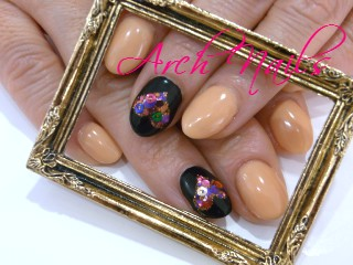 favorite nails★_a0117115_23481490.jpg