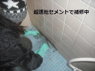 震災復旧工事 浴室・外壁・他_f0031037_21552862.jpg