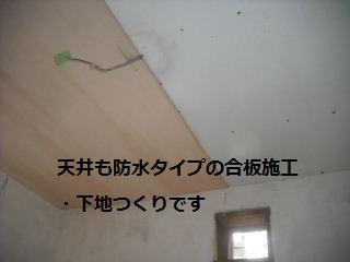 震災復旧工事 浴室・外壁・他_f0031037_21553340.jpg