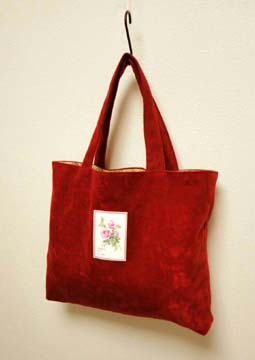 赤のバッグ&ポーチ_f0182167_12191399.jpg