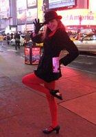街角がステージ、日常もショーのワンシーンなニューヨーク_b0007805_20304992.jpg
