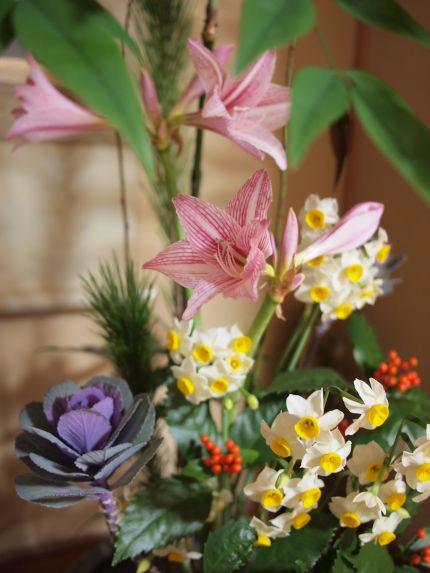 育てられたお花で_a0157409_949766.jpg