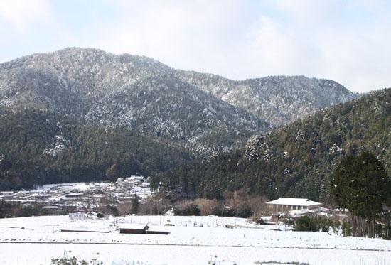 大原の里 雪景色_e0048413_2113128.jpg