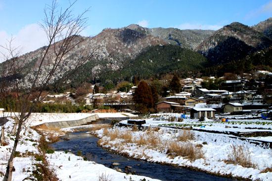 大原の里 雪景色_e0048413_21133584.jpg
