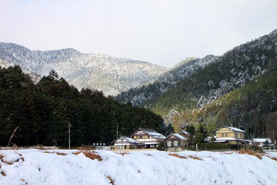 大原の里 雪景色_e0048413_21134757.jpg