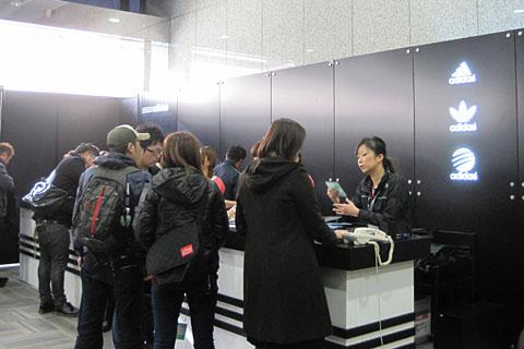 アディダス、FW2012展に行ってきました_a0151444_11464895.jpg