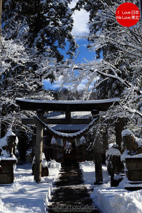 地元神社の年頭祭で、厄払いをしてもらいました。_b0157849_1012447.jpg