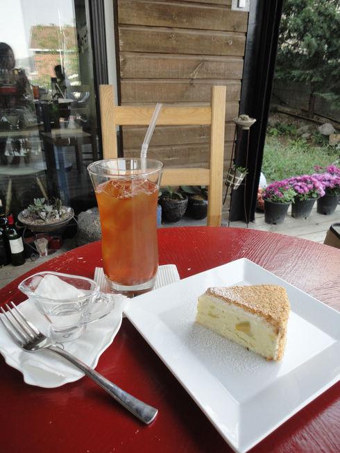 10月 1泊2日のソウル旅行 その5 「J's Cakeで絶品コグマケーキ♪」_f0054260_7593133.jpg