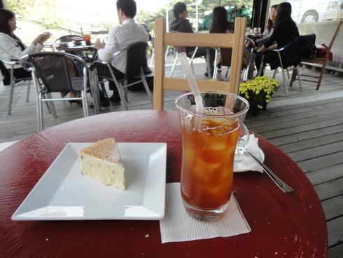 10月 1泊2日のソウル旅行 その5 「J's Cakeで絶品コグマケーキ♪」_f0054260_8211166.jpg