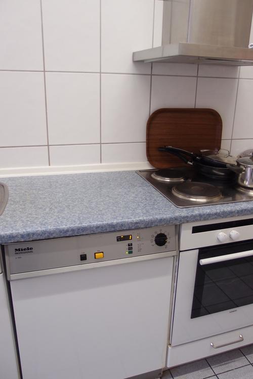 フランクフルト、プチホテルのキッチン_a0116902_1562691.jpg