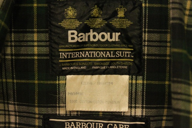 "BARBOUR ""INTERNATIONAL""_d0121303_1817443.jpg"