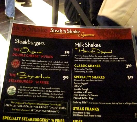 1934年から続く老舗ハンバーガー屋、Staek\'n Shakeのニューヨーク1号店オープン!!!_b0007805_21103546.jpg