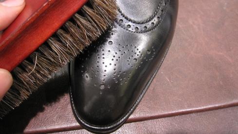 スムースレザー(一般的な革靴)のお手入れ_b0226322_18574883.jpg