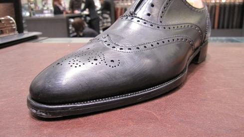 スムースレザー(一般的な革靴)のお手入れ_b0226322_19241690.jpg