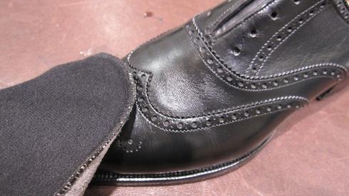 スムースレザー(一般的な革靴)のお手入れ_b0226322_19295785.jpg