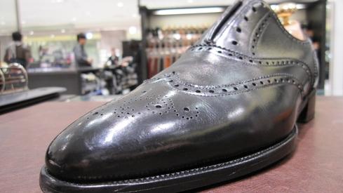 スムースレザー(一般的な革靴)のお手入れ_b0226322_19304679.jpg